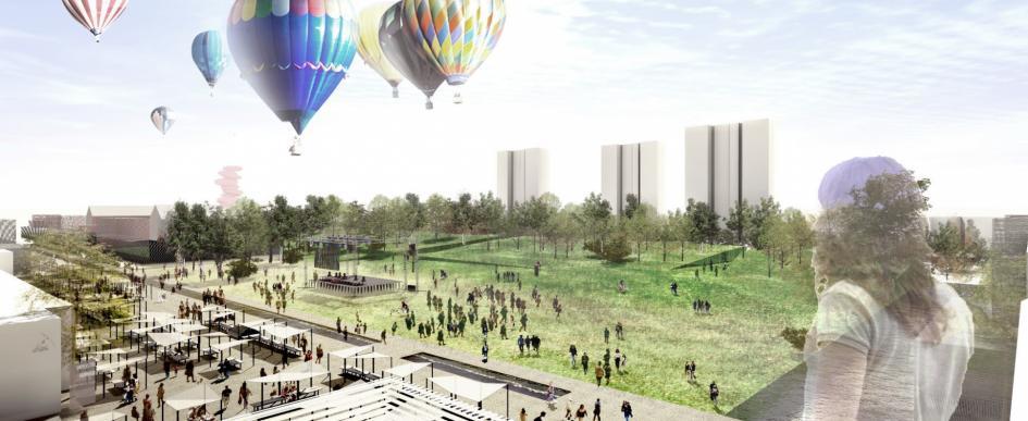 Grafting Cities Mannheim Mutating Urban Landscapes